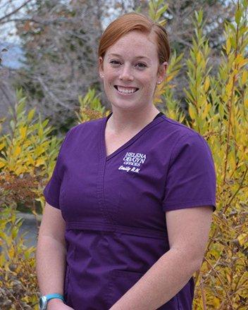 Emily Clark - RN/Nurse Manager